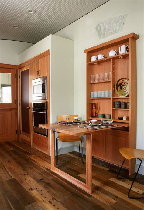 wall table for kitchen 17 best ideas about space saver dining table on