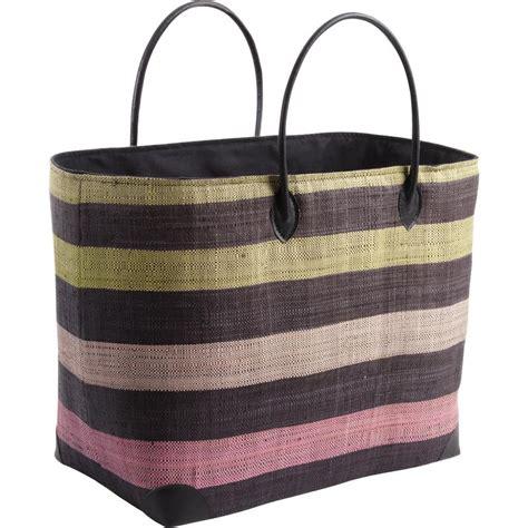 sac de plage en rabane sma3470c aubry gaspard