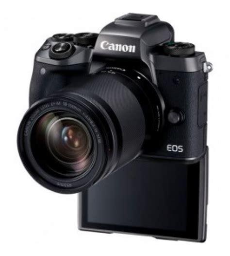 Kamera Canon Eos M Kit canon eos m5 kit ef m 18 150mm