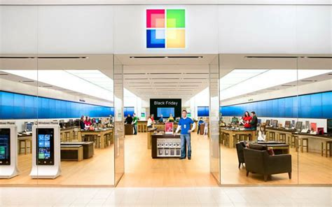 West Edmonton Mall Information Desk by Microsoft Store To Open At Metrotown