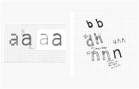font design process faculty typeface fabrica
