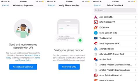 tutorial upi spai whatsapp payments setup screenshots have surfaced ubergizmo