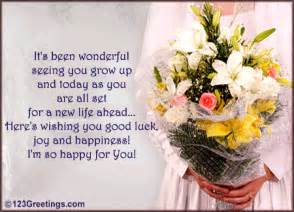 wedding wishes for niece wishing you and happiness always free wishes ecards greeting cards 123 greetings