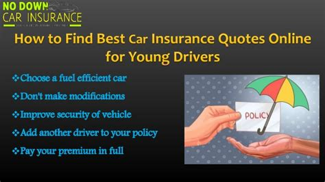 Insurance Quotes Drivers 2 by Best Car Insurance Policy For Drivers