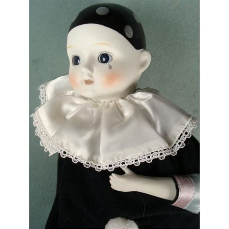 porcelain doll in box send in the clowns porcelain box doll