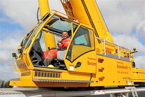 Li Targa Pa 807 By Teknik stor mobil byggekran til dansk vognmand licitationen