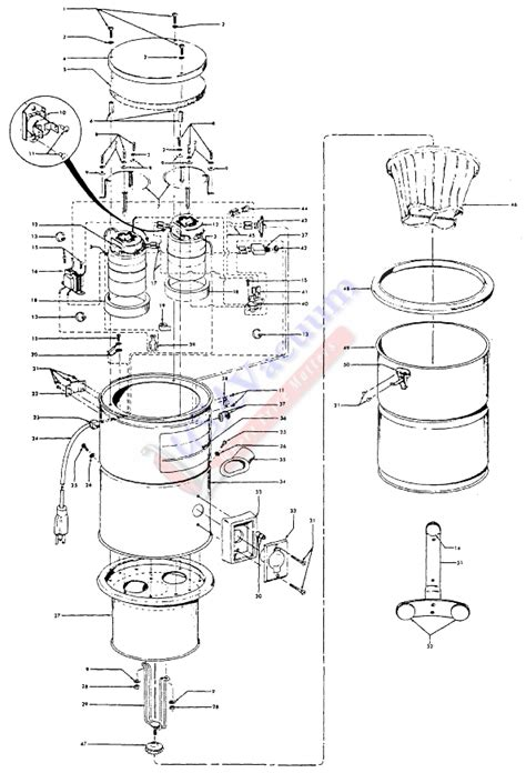 hoover electric motor wiring diagram 28 images hoover