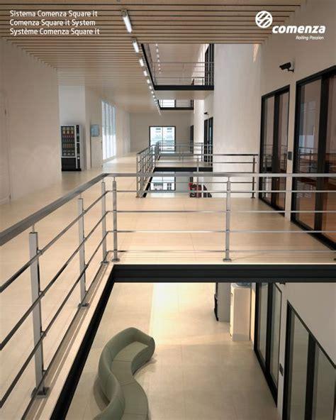 barandillas modulares barandillas modulares con tubo cuadrado escaleras