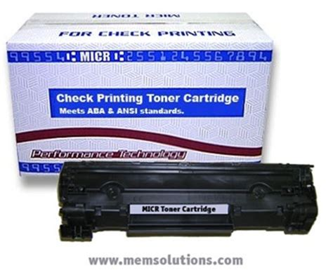 Toner Original Hp Laserjet P1102 hp p1102 p1102w micr toner for check printing