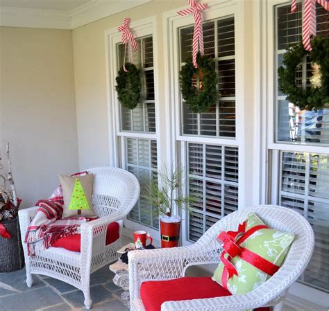 back porch decorating ideas interesting back porch ideas decorate for christmas