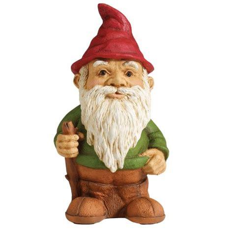 lawn gnome new outdoor standing garden yard lawn gnome elf statue