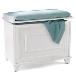 Storage Bench With Cushion Springfield Storage Bench With Cushion Grandin Road