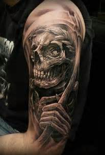 35 scary grim reaper tattoo designs ideas for men amp women