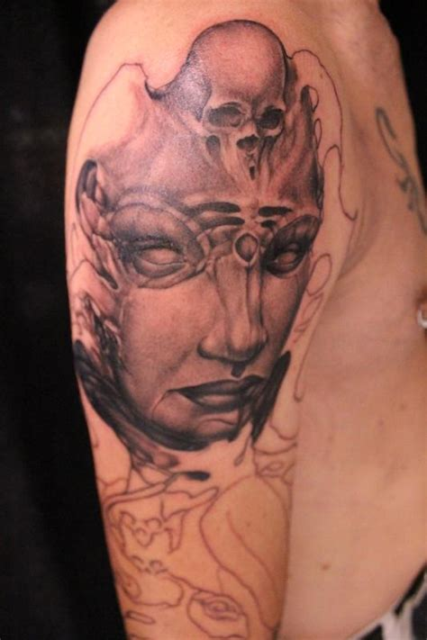 monkey bones tattoo tribute to the master by david sloan tattoonow