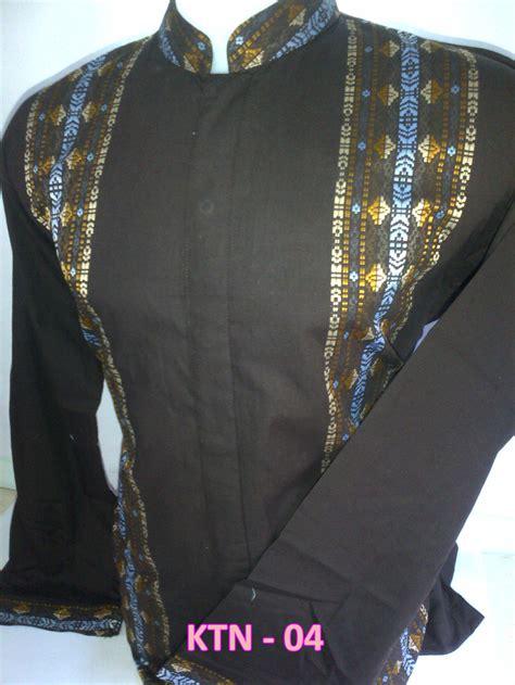 Model Baju Koko Panjang model baju koko lengan panjang 2014 busana muslim pria