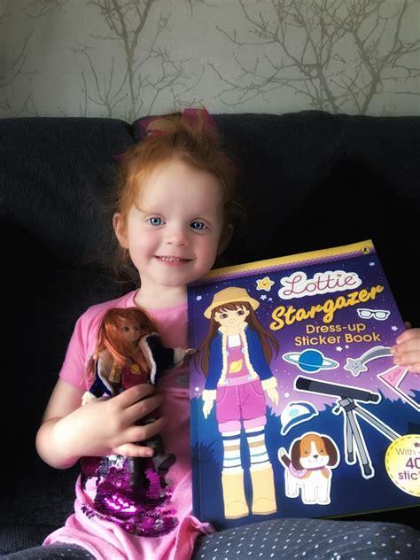 lottie dolls books lottie dolls chapter and sticker book review
