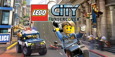 Kaset Ps4 Lego City Undercover lego city undercover review ps4