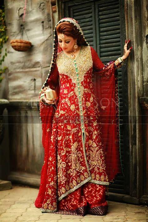 35 latest style pakistani bridal combinations