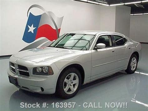 dodge charger alloy wheels buy used 2010 dodge charger cruise alloy wheels