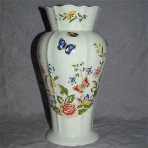 aynsley china cottage garden vase aynsley cottage garden china large vase