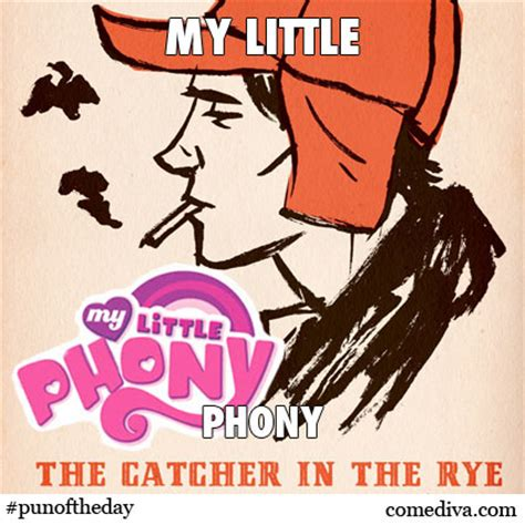 catcher in the rye phony quotes