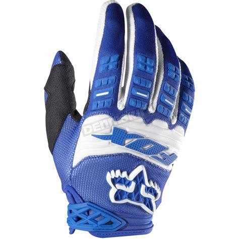 Glove Fox Sarung Tangan Fox Dirptaw fox blue race dirtpaw gloves 07046 002 s atv dirt bike dennis kirk inc