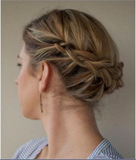 quick updos for medium hair pinterest cute updos for short hair pinterest hair and tattoos