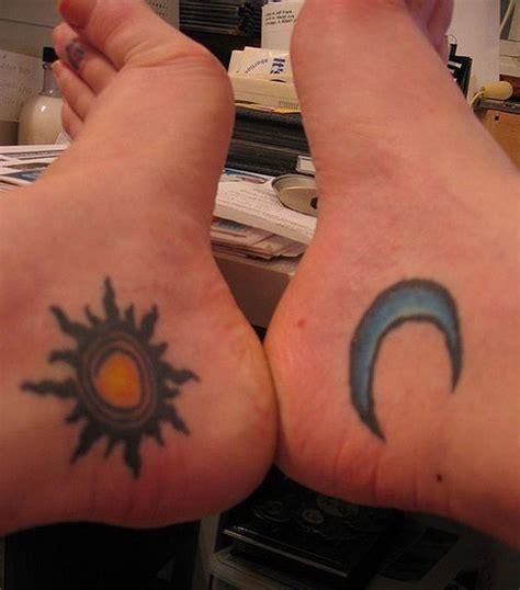 tribal crescent moon tattoo tribal sun n crescent moon on tattoos book