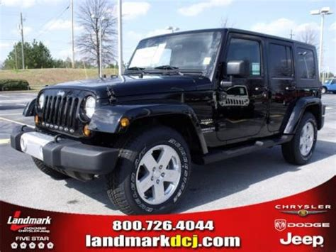 2010 Jeep Wrangler Specs 2010 Jeep Wrangler Unlimited Data Info And Specs