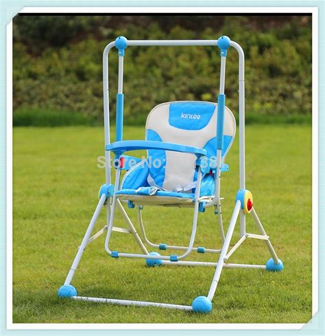 a child swings on a playground swing compare prices on toddler swings outdoor online shopping