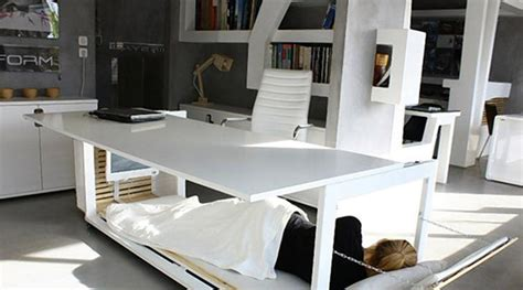 George Costanza Desk by Take Naps At Work With This Desk From Nl Studio Purewow