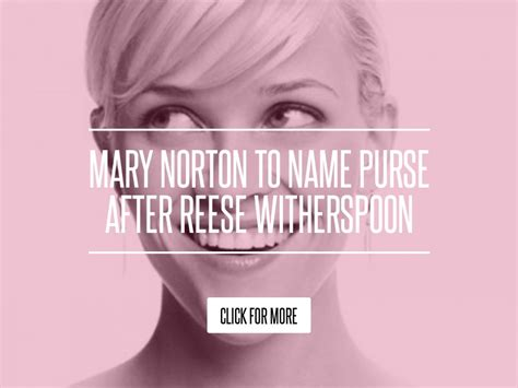 Norton To Name Purse After Reese Witherspoon norton to name purse after reese witherspoon fashion