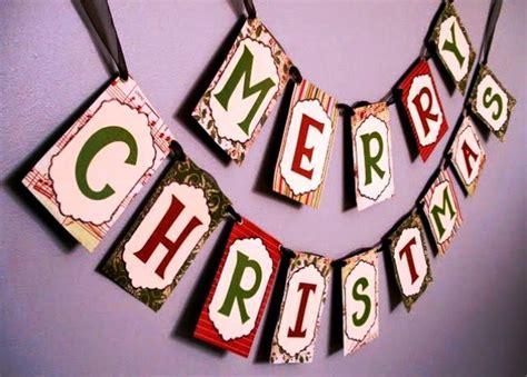 cara membuat hiasan natal untuk pintu membuat hiasan merry christmas untuk natalkreasi dan kerajinan