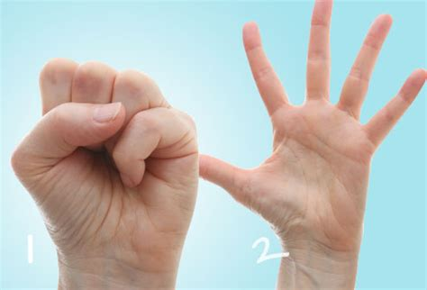 to finger slideshow 10 ways to exercise hands and fingers
