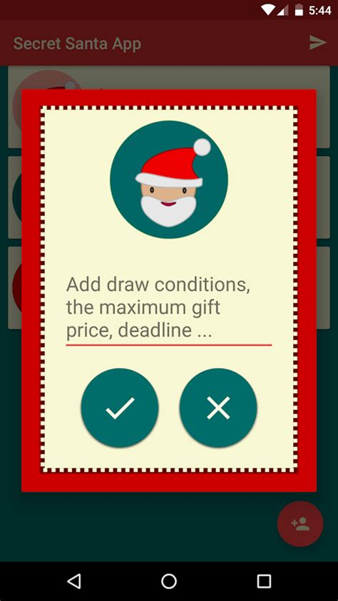 secret app secret santa app android apps on play