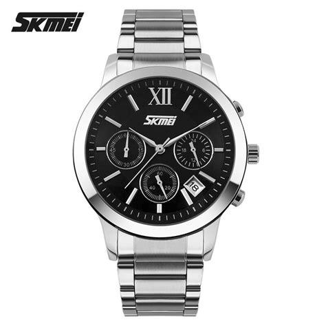 Jam Tangan Pria Quiksilver 1 skmei jam tangan analog pria 9097cs black jakartanotebook