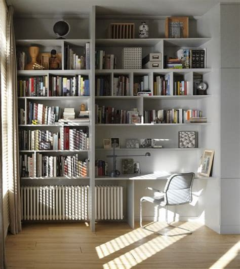 Bookcase With Built In Desk by 25 Best Ideas About Bookshelf Desk On