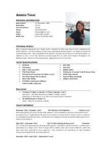 superyacht resume