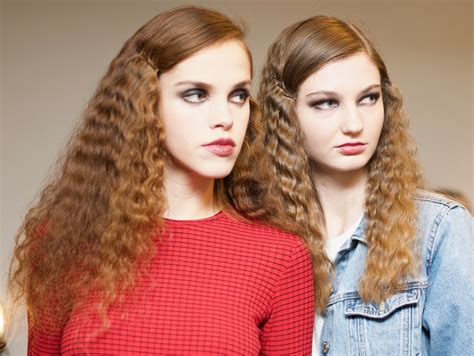 hair and makeup nyc 80s hair and makeup ideas from new york fashion week 2018