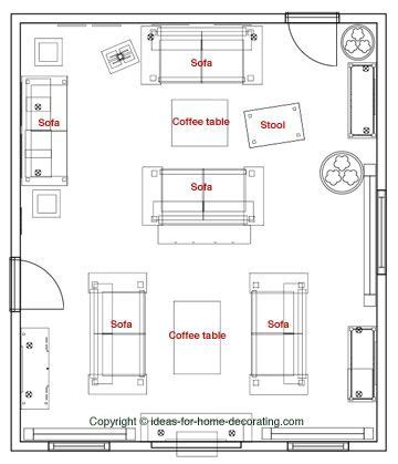 floor plans for living room arranging furniture 17 best images about furniture arrangement on pinterest