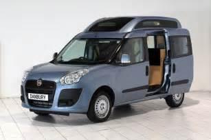 Fiat Cervan Fiat Doblo Dynamic From Danbury Cervans Caravans And