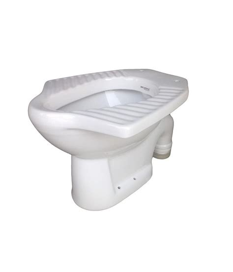 Bathroom Commode Price India by Buy Belmonte Anglo Indian Toilet Seat S Trap White