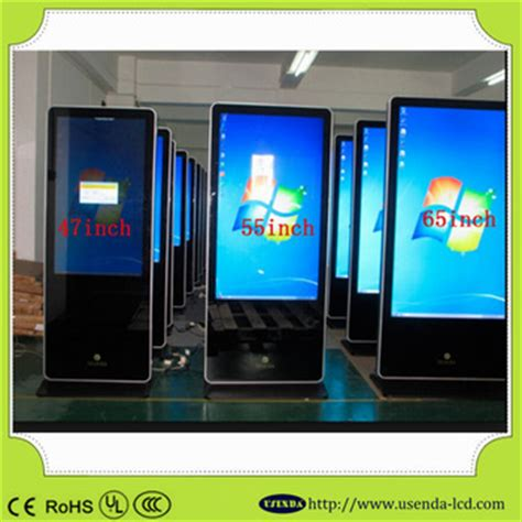 wholesale price portable 55inch android digital signage