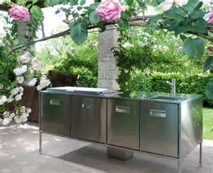 lade esterne da giardino cucine da esterno l outdoor 232 convivialit 224 arredo giardino