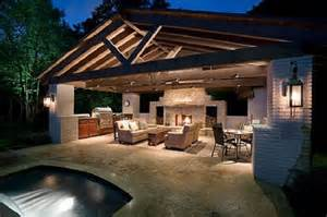 Outdoor Kitchen Pictures Design Ideas Stunning Outdoor Kitchen Ideas House Ideas