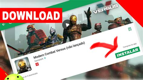 Versus Play Store Modern Combat Versus Play Store