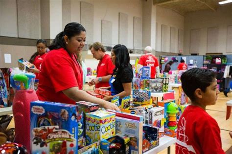 gifts for church members sugar creek baptist s gifts of bring to area families houston chronicle