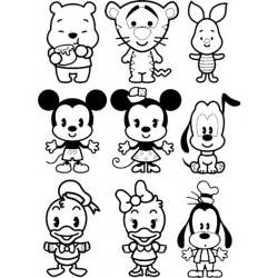 disney cuties coloring pages my blog