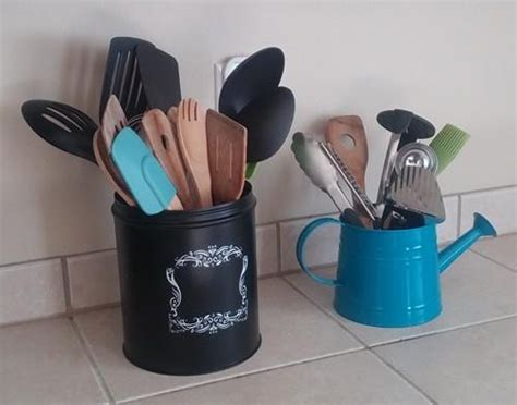 kitchen utensil holder ideas utensil crock ideas for convenience saving drawer space
