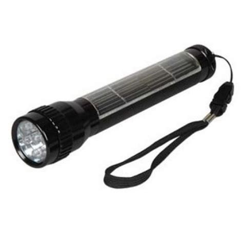 Solar Powered Flashlight Metal Torch Price In Pakistan At Solar Torch Light